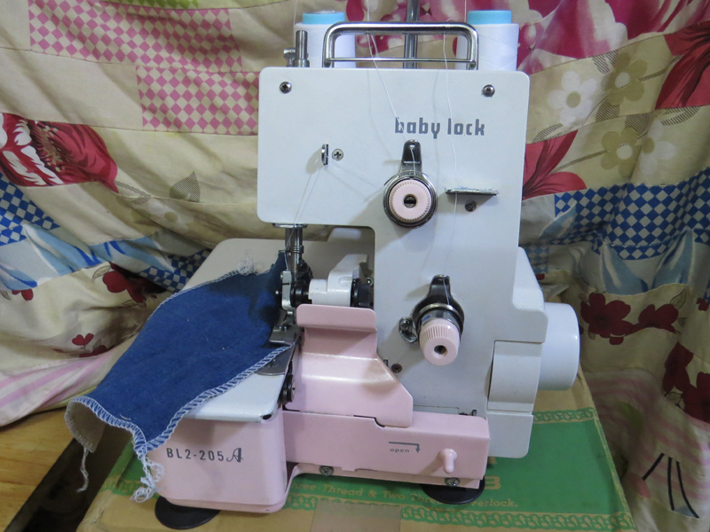 Baby Lock BL2-205A