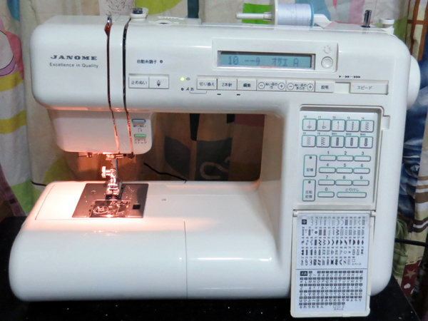 JANOME S7601