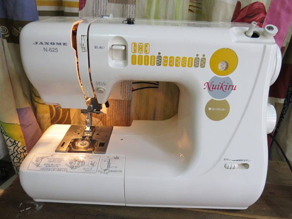 JANOME N-625