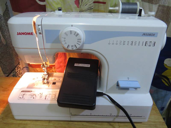 Janome JN508DX